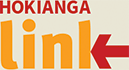 Hokianga Link logo